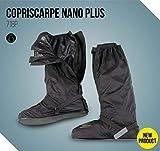 Copriscarpe tucano urbano NANO PLUS Nero Unisex TAGLIA 46-47