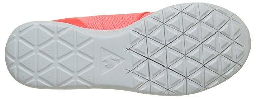 Le Coq Sportif Damen Dynacomf Poke Sneakers Pink (Fiery CoralFiery Coral)