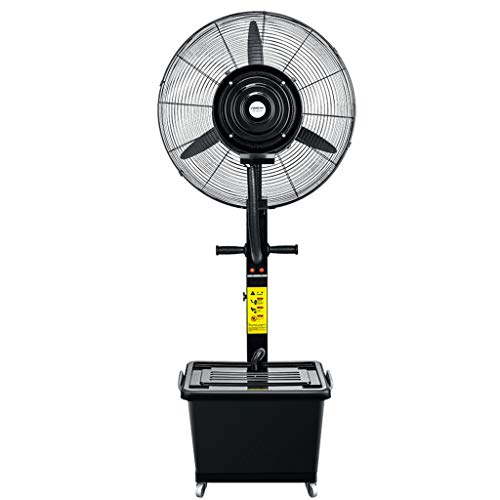 LP Fans Entilador para Exteriores • Ventilador De Pedestal Profesional, con FuncióN...