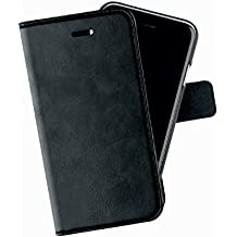Skech Polo Book Detachable Wallet Case para Apple iPhone 6/6s–PREMIUM plegable de bolsillo con carcasa rígida extraíble, cierre magnético & Práctico Compartimiento–sk26de PB de BLK, compatible con iPhone 7 Plus;iPhone 6S Plus;iPhone 6 Plus