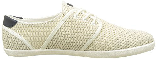 Faguo Cypress, Baskets Basses Mixte Adulte Beige (Mesh Cream)