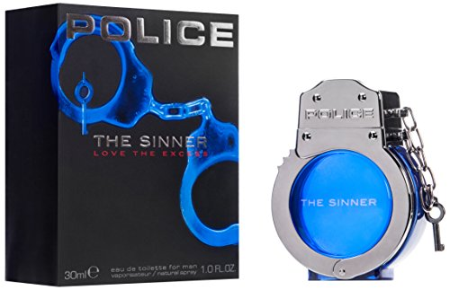 Police The Sinner Eau de Toilette Vaporizzatore - 30 ml