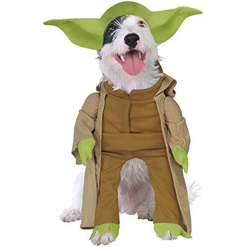 Yoda Star Wars Pet Costume -Dog Large