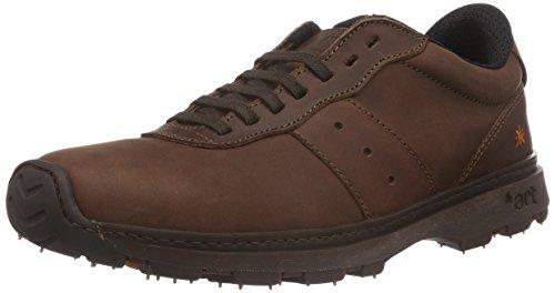art Unisex-Erwachsene Link Sneakers Braun (Brown)