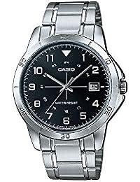 Casio Reloj con movimiento cuarzo japonés Man Mtp-V008D-1B 42.0 mm