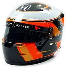 bd186ba4076ef Mini Helmet vandoorne2017 Casco – S. Vandoorne – McLaren Honda 2017 ...