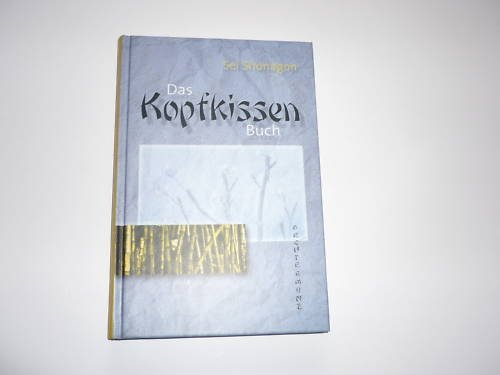 Das Kopfkissen Buch (Livre en allemand)