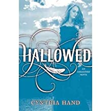 HALLOWED (UNEARTHLY TRILOGY (HARDCOVER)) BY HAND, CYNTHIA (AUTHOR)HARDCOVER