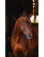 Horseware Rambo Micklem Bride multifonction noire