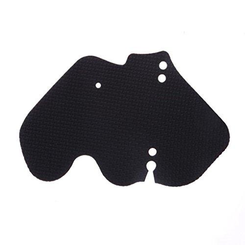 Meisijia Silikon-Gummi-Weiche Kasten Staubdichtes Schutz Gamepad Handgriff-Abdeckung f¨¹r Xbox One-Controller Grip (One-staub-abdeckung Xbox)