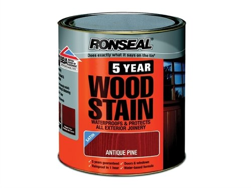 ronseal-30382-5-year-woodstain-antique-pine-250-ml-by-ronseal