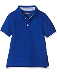 Tommy Hilfiger Ame Fashion Polo S/S, Top para Niños