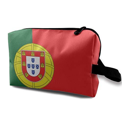 Flag of Portugal Receive Bag Handbag Pouch Wallet