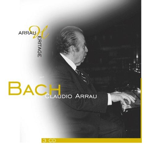 Bach js-Arrau heritage