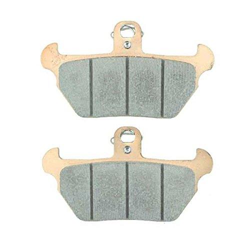 MGEAR Bremsbeläge 30-340-S, Einbauposition:Vorderachse rechts, Marke:für BMW, Baujahr:1998, CCM:1200, Fahrzeugtyp:Street, Modell:K 1200 RS