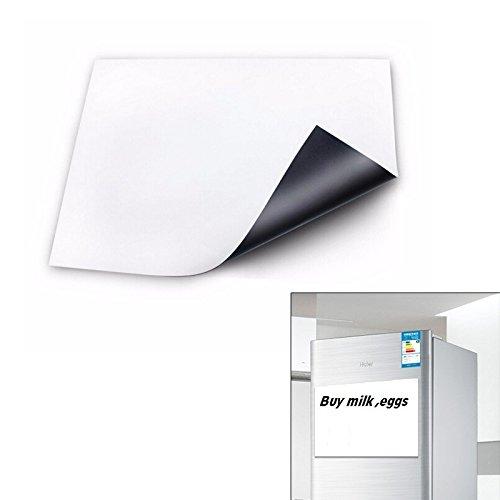 Rokoo Flexible Größe A3 Magnetische Whiteboard Kühlschrank Küche Home Office Reminder Magnet Trocken-löschen Board White Boards - Trockenen Magnet Löschen-board