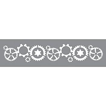 Andy Skinner Mixed Media Whirlpool Pochoir 6/x 15,2/cm Gris