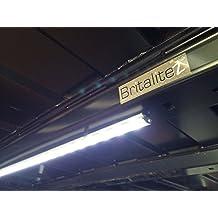 Britalitez HB300 12V LED de luz de tira de 30 cm 300mm Van interior Luz Ford Transit