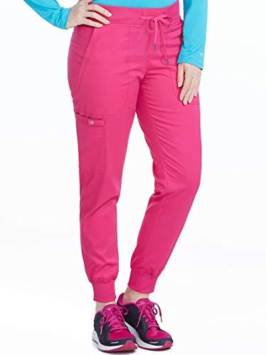 Rosa Medical Nurse Scrubs (Med Couture Touch Women's Jogger Yoga Scrub Pant)