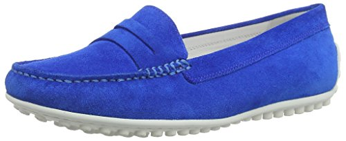 HÖGL - 1- 10 0512, Mocassini Donna Blu (Blau (3300))