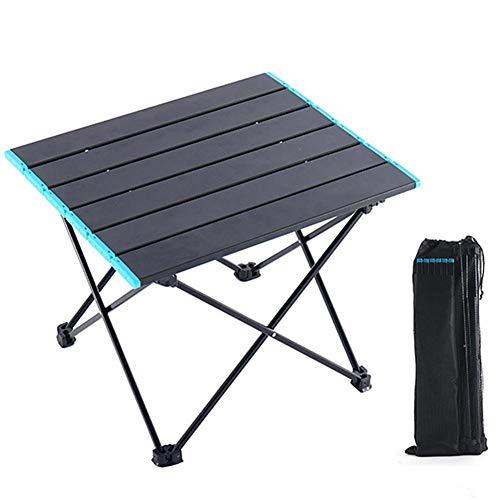 Eillybird Outdoor Klapptisch Mini Tragbare Klettern Camping Grill Tischleuchte Aluminium Tisch Für Wandern Camping Grill