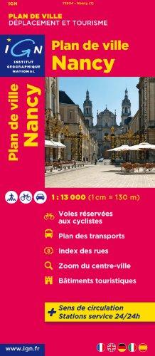 72534 Plan De Nancy 1 13 000 [Pdf/ePub] eBook