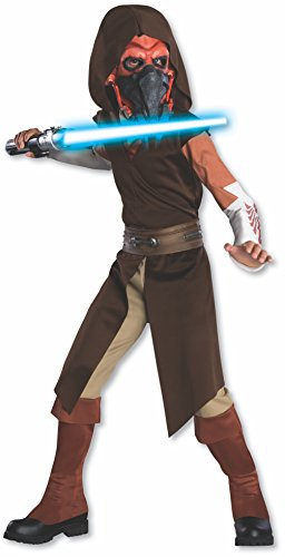 Star-Wars Kostüm für Kinder, Größe S (883203_ S)