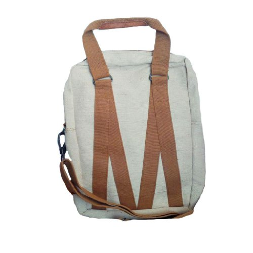 Kakadu Traders Trap VHS Bag de Whillas&Gunn Beige