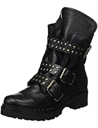 MUSSE & CLOUD Houston, Botas Biker para Mujer