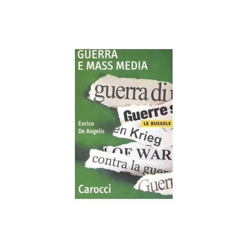 Guerra E Mass Media