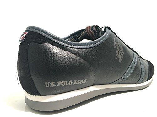 US Polo Association , Baskets pour homme Noir