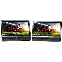 Denver Portabler DVD-Player MTW-1085TWIN - Trova i prezzi più bassi su tvhomecinemaprezzi.eu