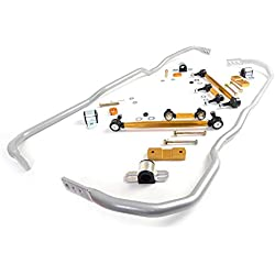 BWK004 Whiteline Anti Roll Bar - vehicle kit - Suits AWD models with control arm link mount - contains BWF20XZ, BWR21XZ, KLC167A and KLC141
