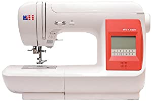 W6 N 5000 - Máquina de coser (informatizada, con 323 programas) de W6