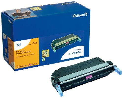 Preisvergleich Produktbild Pelikan HP CB403A magenta Toner