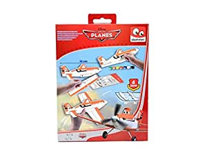 Canenco Bv - 0643391 - Kit De Loisirs Créatifs - Planes Slammer Avion Mousse