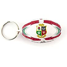 RHINO-Palla da rugby, riproduzione, Leone portachiavi