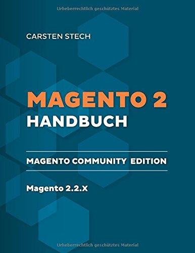 Magento 2 Handbuch: Magento Community Edition 2.2.2 Buch-Cover