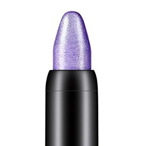 Vovotrade Mode Perfect Stay 24h WP Lidschatten & Liner Schönheit Highlighter Lidschattenstift_Lila
