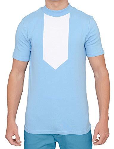 Adult Halloween Costume Kip's Uncle Rico Shirt Kip Napoleon Dynamite T-shirt
