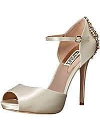 Badgley Mischka - Dawn Para mujer  Zapatos de moda en línea Obtenga el mejor descuento de venta caliente-Descuento más grande