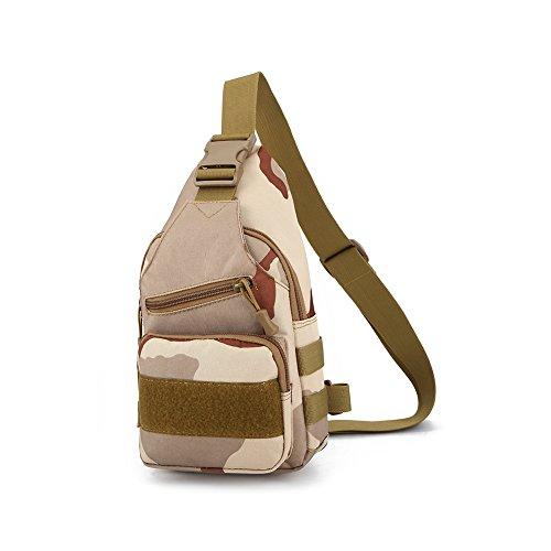 Faysting EU borsa a tracolla Messenger Bag per uomo studenti militare stile vari colori per scegliere buon regalo B