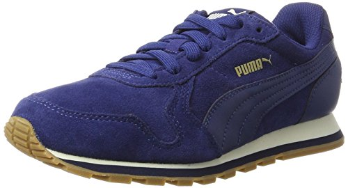 Puma Unisex-Erwachsene ST Runner SD Sneaker, Blau (Blue Depths-Blue Depths), 43 EU