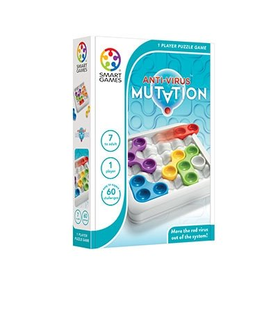 Preisvergleich Produktbild Smart Games SG 435 - Spiel Reis Anti-Virus Mutation, Schreibwaren