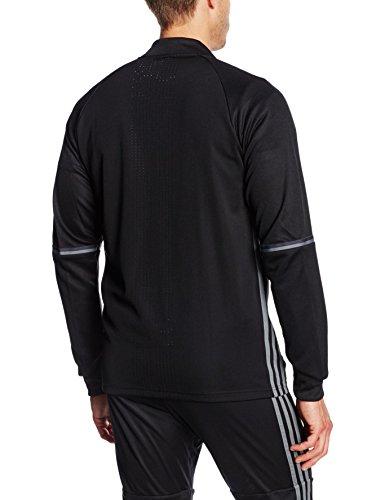 adidas Herren Trainingsjacke CONDIVO 16 schwarz (Black/Visgre)