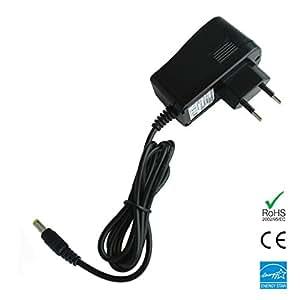 Chargeur / Alimentation 9V compatible avec Contrôleur MIDI Alesis Q49 (Adaptateur Secteur) - prise française