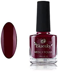 Bluesky One Week Number 53 7 Day Air Dry Nail Polish 15ml, Tinted Love