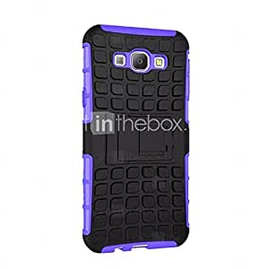 GENERIC TPU+PC Heavy Duty Armor Stand Case Protective Skin Double Color Shock Prooffor For Samsung Galaxy A3 #03942178