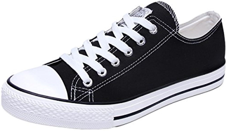 snfgoij Herrenschuhe Canvas Schuhe Frauen Sport Freizeitschuhe Breathable Student Board Schuhe