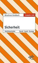 Kürschners Handbuch Sicherheit: Ausgabe 2018